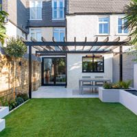 Contemporary Garden Design Wimbledon